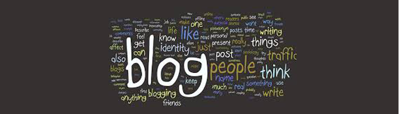Blogging ca parte a strategiei nationale de promovare