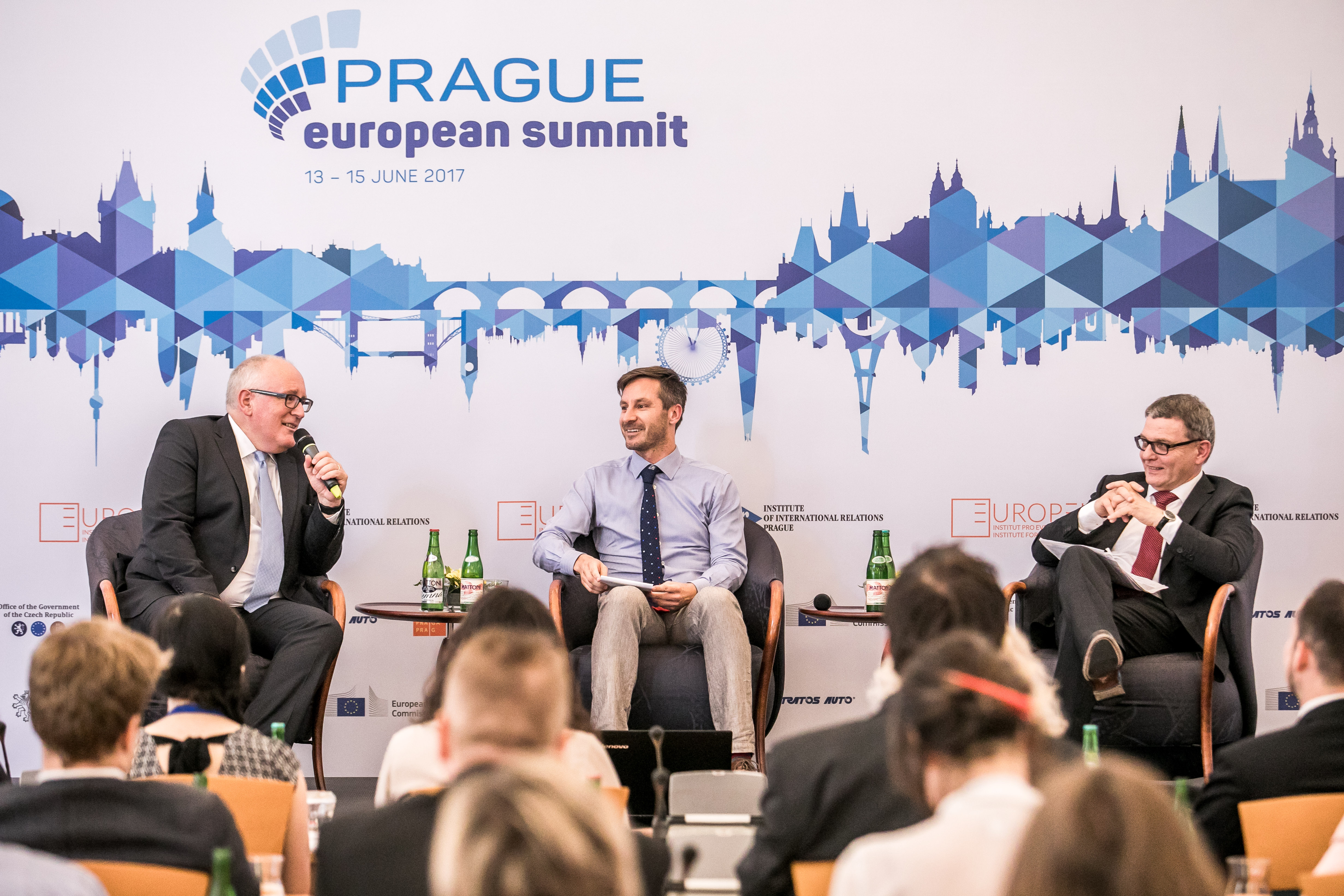 Impresii de la Prague European Summit 2017