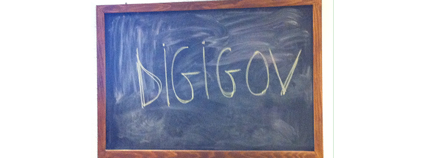 We're preparing to launch a new DigiGov series!
